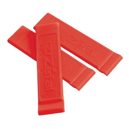 zefal-z-levers-blister-3-desmontables-de-cubierta-color-rojo
