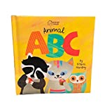 Best Kids Board Books - Animal ABC: Playful animals teach A to Z Review