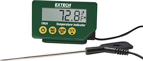 Extech TM26 Wasserdichtes Lebensmittel-Thermometer -