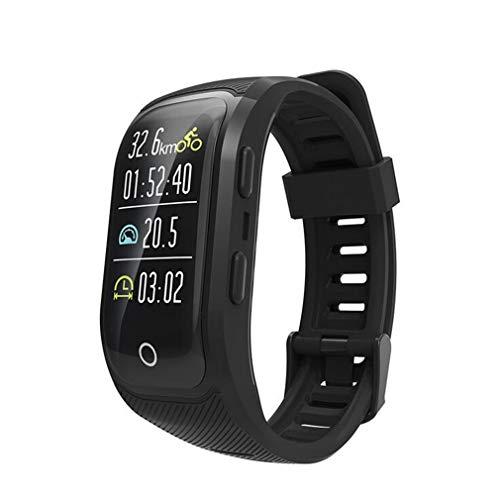 DROHE-Q Smartwatch Wasserdicht Farbbildschirm Fitness-Tracker Puls Monitor Blutdruck Kalorie Zähler IOS Android
