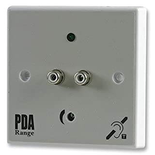 APL AUDIO PLATE // APL AUDIO PLATE; Accessory Type:Induction Loop Outreach Plate; For Use With:Signet Induction Loop Systems ( APL )