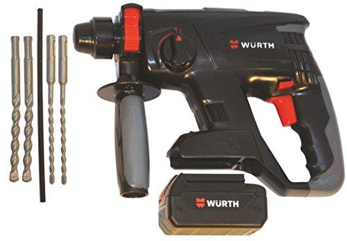 Preisvergleich Produktbild Gowi 556-04 Bohrhammer, KofferSpielwerkzeug, 8 teilig