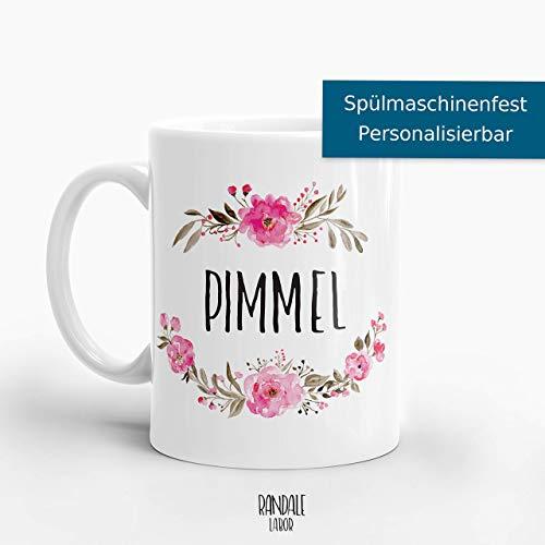 Pimmel Tasse - Kaffeetasse - Becher - Kaffeebecher - Mug - Spruch