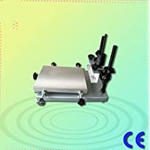Precisión GOWE serigrafía máquina manual