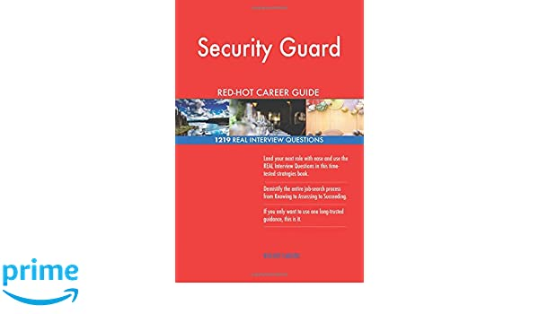 security guard interview questions