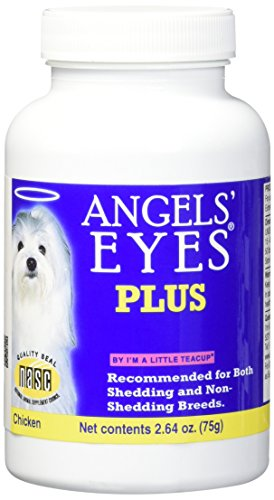Angels' Eyes Plus Supplies for Dogs, Chicken Formula, 75g by Angel's Eyes