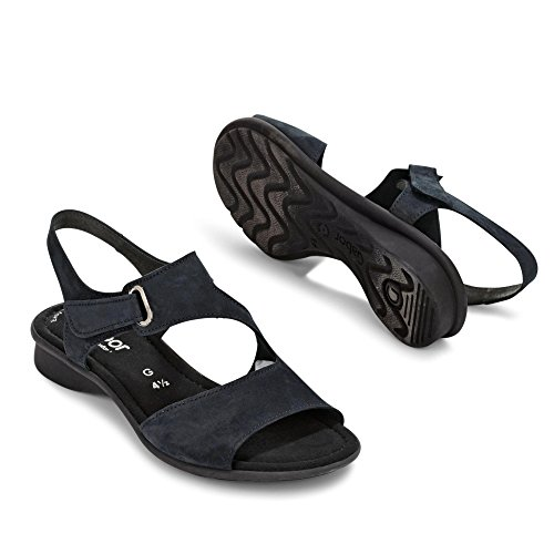 Gabor Comfort sandalo Blu (blu)