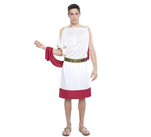 Zzcostumes Griechische Priester-Kostüm-Grösse XL-Erwachsene Grösse