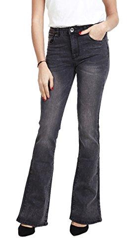 cheap for discount eb772 89fad Toxik3 Donna Jeans Slim Skinny, Bootcut, Pantaloni e Giacca e Mini Gonna  Denim da XS a XXL