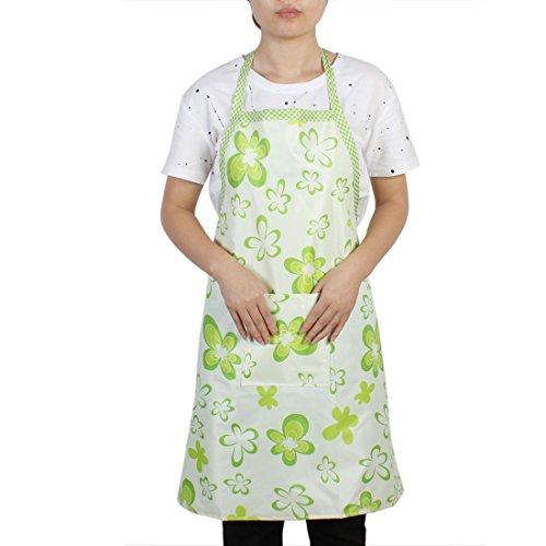 Ristorante Cucina Impermeabile Cucinare Grembiule Bavaglino Abito 91mm Lungo
