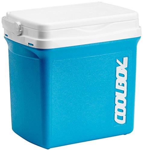 Ezetil Kühlbox Climatic, blau/weiß, 37 x 26 x 39 cm, 25 Liter, 741460