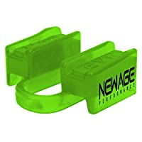 New Age Performance 6DS Sports and Fitness Mouthpiece - Lower Jaw - No-Contact green
