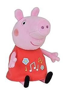 Jemini 023167-Peppa Pig-Peluche Musical +/-20cm