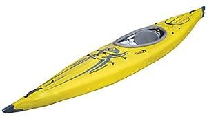 Advanced Elements Unisex Adult AirFusion Elite Kayak  - Yellow,