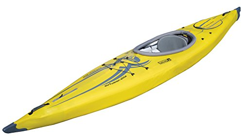 Advanced Elements AirFusion Elite - Kayak unisex para adulto, color amarillo