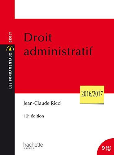 Droit administratif gnral