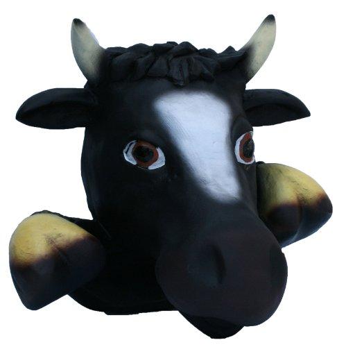 Dekofigur Zaunhänger Kuh Dekoration Garten Zaungucker (Schaf Oder Ziege Figur)