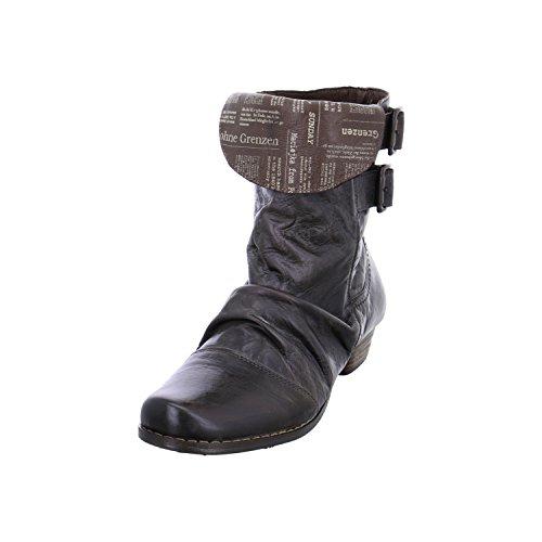 Maciejka Fashion Boots/ Stiefeletten Braun