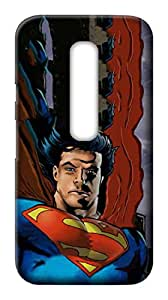 Mott2 Back Case for Motorola Moto G3 | Motorola Moto G3Back Cover | Motorola Moto G3 Back Case - Printed Designer Hard Plastic Case - Mott2 printed case - superheros theme