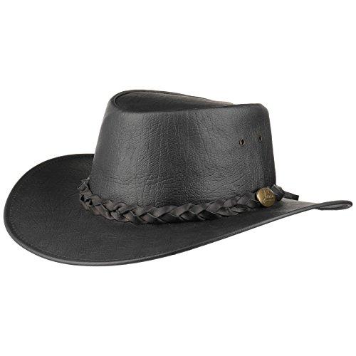Jacaru Sombrero de Piel Kangaroo by hombresombrero (S (53-54 cm) - a2dd5719dc1