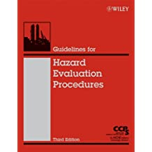 Guidelines for Hazard Evaluation Procedures (English Edition)