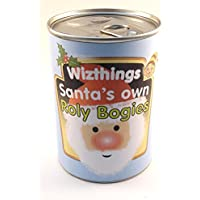 Tin of Sweet Santa's Bogies - Fun Christmas Gift