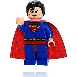 LEGO Super Heroes: Superman Minifigura