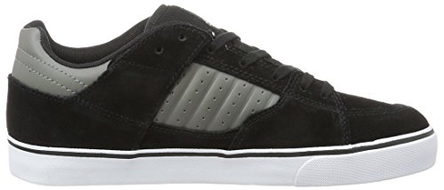 Element Glt2 Herren Sneakers, Baskets Basses Homme Noir - Schwarz (1818 Black Charcoal)