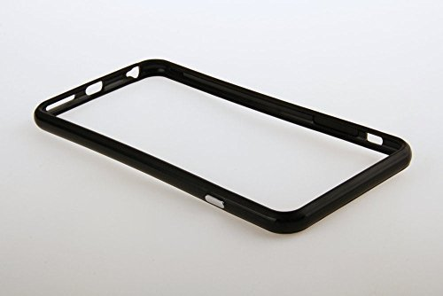 Best Quality Iphone 6 (4.7) Silicon Bumper Black