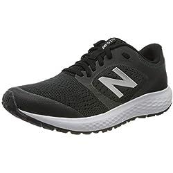 New Balance 520v6, Zapatos para Correr para Mujer, Negro Black Lk6, 38 EU