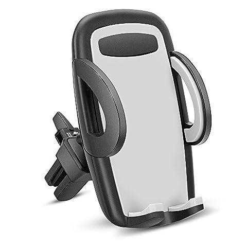 Autohalterung Handy Halterung Auto Handyhalterung KFZ Lüftung Halter Auto Lüftungsschlitze