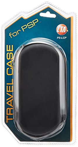 CTA Digital Psp Super Travel Case With Pockets