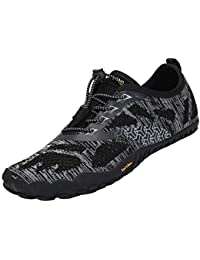 huge selection of e07aa 90181 SAGUARO Chaussures de Trail Running Homme Femme Chaussures Minimalistes  Chaussures de Sport Outdoor   Indoor Gym