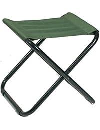 Mil-tec chaise pliable sans dossier