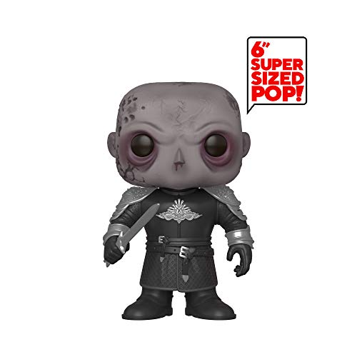 "Funko- Pop TV: Game of Thrones-6"" The Mountain (Unmasked) Collectible Figure, Multicolor, Estándar (45337)"