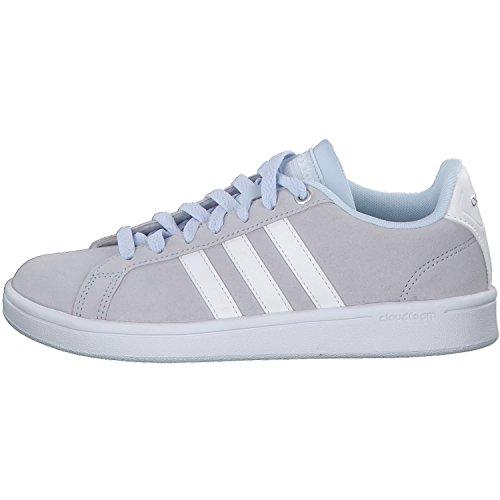 online store f740f ee067 ... White Cf aero Advantage matte Blue Silver ftwr Bleu Adidas Chaussures W  Fitness S18 Femme Silver ...