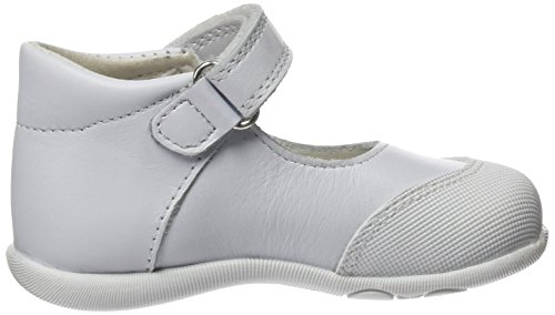 Pablosky 001605, Chaussures Fille Blanc
