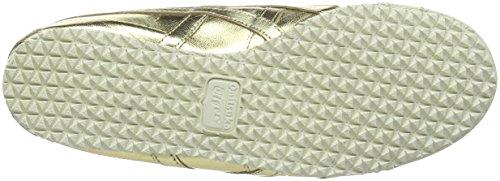 Asics Unisex-Erwachsene Mexico 66 Sneaker Gold (Gold/Gold)