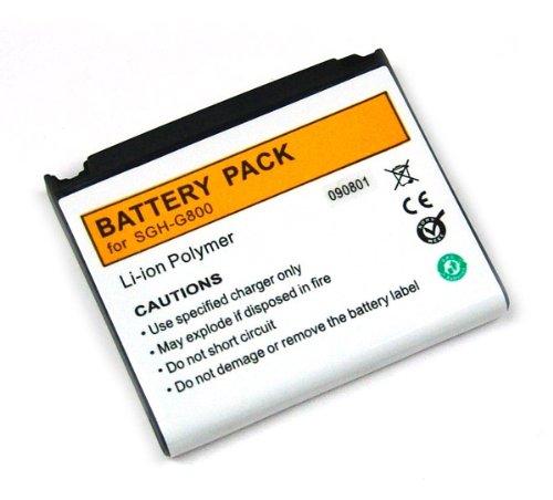 Akku passend zu Samsung S5230 Star / SGH-G800 Li-Polymer, Accu