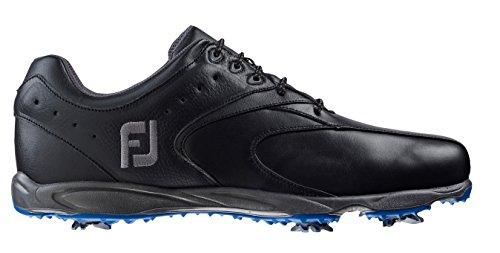 FootjoyHydroLite 2.0 - Scarpe da Golf Uomo , Nero (Nero (nero)), 41