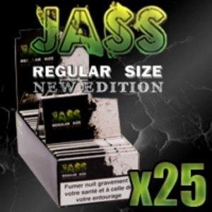 papier à rouler jass new edition x 25