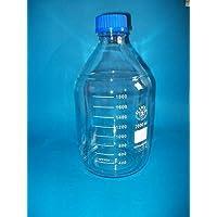 10 Stück SIMAX Laborflaschen 2000 ml GL 45 W 5526002 s