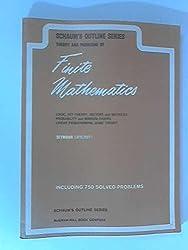 Schaum's Outline of Finite Mathematics by Seymour Lipschutz (1966-06-01)