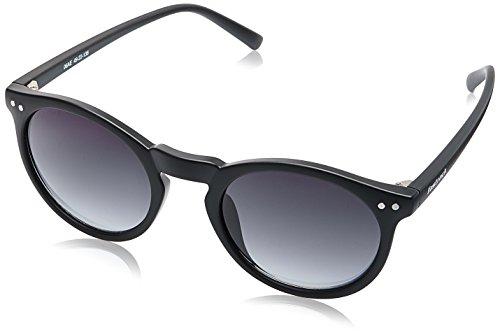 Fastrack Gradient Square Men\'s Sunglasses - (P383BK12|49|Black Color)