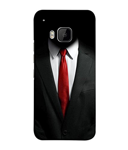 PrintVisa Designer Back Case Cover for HTC One M9 :: HTC One M9S :: HTC M9 (Suit shirt tie formal decent)  available at amazon for Rs.393