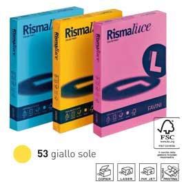 Favini A67B104 Cartoncino Colorato Rismaluce