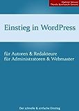 Einstieg in WordPress 4.1 [aktualisiert]