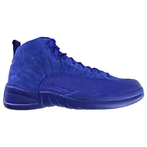 2016 New Style Christmas Gift Shoes , Chaussures de basket-ball pour homme multicolore OVO White/Gold 456985-090 Deep Royal Blue 130690-400 Suede