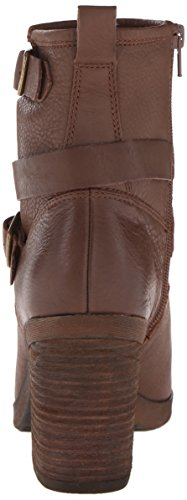 Lucky Brand Orenzo Cuir Bottine Nutmeg
