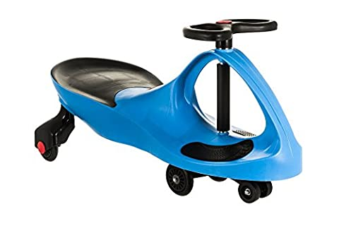 Costello® HQ SWING CAR RIDE ON SWIVEL SCOOTER CHILDRENS ADULT BOY GIRL TOY KIDS WIGGLE GYRO TWIST & GO INDOOR OUTDOOR ☆FAST DELIVERY☆SAME DAY DISPATCH BEFORE 2PM☆UK SELLER☆
